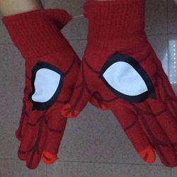 găng tay trẻ emgăng tay người nhện phát sángGTHC0E0 giá sỉ