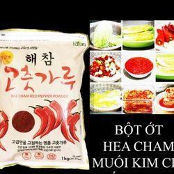 Ớt Bột Hae Cham Hàn Quốc giá sỉ