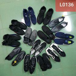 Lô 30 Đôi Giày Thể Thao Nam Hàng Quảng Châu giá sỉ