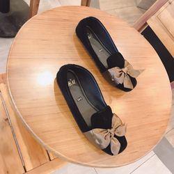 Giày bup bê nơ vai giá sỉ, giá bán buôn