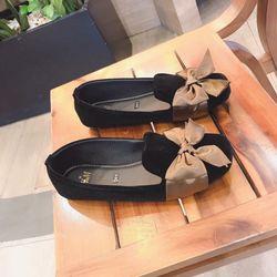 Giày bup bê nơ vai giá sỉ