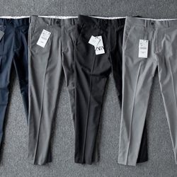 quần âu cao cấp cho nam hàng cực chất màu xám giá sỉ