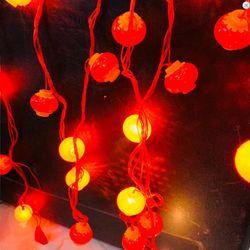 Đèn chớp nháy Hoa Đăng