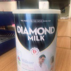 Diamond milk sữa y tế giá sỉ