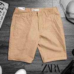 short kaki nam đơn giản nhưng cực chất màu vàng bò giá sỉ