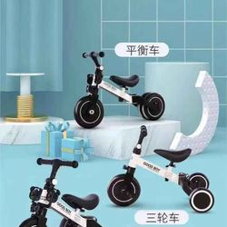 Xe đạp 3 bánh đa năng 3 in 1 dành cho bé giá sỉ
