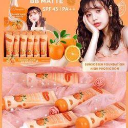 Kem nền bb matte orange