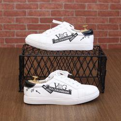 Giày nam Giày sneaker thể thao phong cách Châu Âu dễ phối đồ giá sỉ