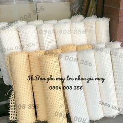Lưới mây nhựa mắt cáo cuộn nhựa đan mắt cáo giá sỉ