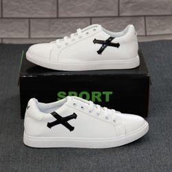 Giày sneaker nam Giày thể thao nam Giày sneaker đa phong cách cá tính mạnh mẽ hot giá sỉ
