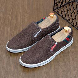 Giày lười nam Giày mọi nam Giày lười vải cao cấp giá sỉ