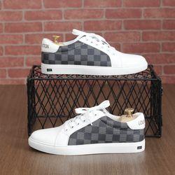Giày sneaker nam Giày thể thao nam Giày sneaker phong cách mới mạnh mẽ cá tính giá sỉ