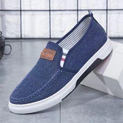 Giày lười nam Giày mọi nam Giày lười vải cao cấp new 2019 giá sỉ