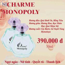 Nước hoa Charme Monoboly 50ml giá sỉ