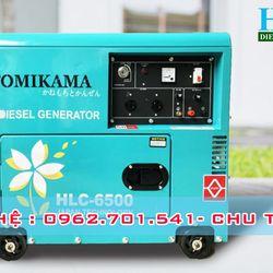 Cung cấp máy phát điện chạy dầu cho dự án tại Ninh Bình giá sỉ