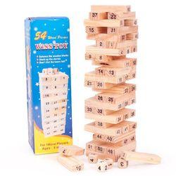 Bộ đồ chơi rút gỗ nhỏ giá sỉ