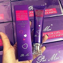 Serum hồng môi nhủ hoa Pei Mei