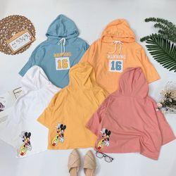 Áo thun hoodie tn hình xinh 33494 giá sỉ