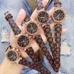Đồng hồ nữ LV -01 loại tốt giá sỉ