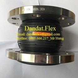Giải pháp tối ưu cho hệ thống đường ống CN Khớp nối mềm inox nối bích Khớp nối chống rung inox ống nối mềm inox 304