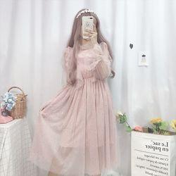 đầm dạ hội nhẹ nhàng xinh xắn giá sỉ