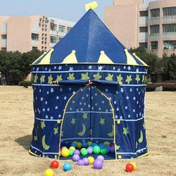Lều Công Chúa Hoàng Tử Cho bé - không kèm banh giá sỉ giá bán buôn