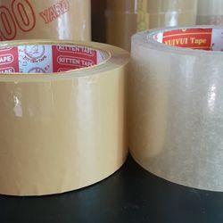 Băng keo trong/ Đục 12kg-100Ya giá sỉ