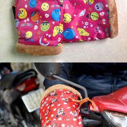 Bao tay đi xe máy mùa đông lạnh loại giầy độ bền cao