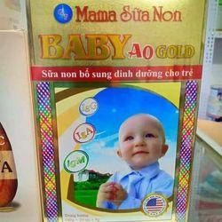 mama sữa non baby A0 gold 180g giá sỉ