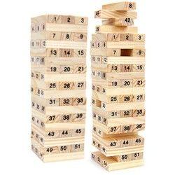 Bộ đồ chơi rút gỗ trò chơi trí tuệ dành cho bé giá sỉ giá bán buôn giá sỉ