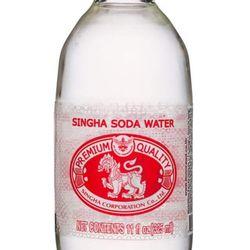 Singha soda water giá sỉ
