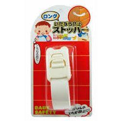 Khóa ngăn kéo tủ lạnh trẻ em mẫu mới - nội địa Nhật Bản giá sỉ