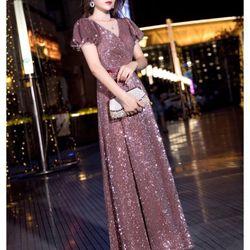 Đầm dạ hội dự tiệc cao cấp pi giá sỉ, giá bán buôn