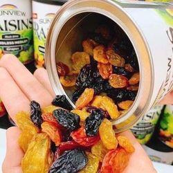 Nho khô Mỹ Raisins 425gr giá sỉ