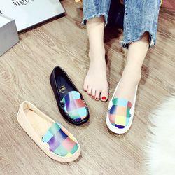 Giày mọi phối màu cực chất giá sỉ
