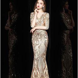 Đầm dạ hội dự tiệc cao cấp giá sỉ