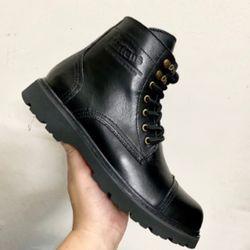 Boot cao cổ da bò giá sỉ