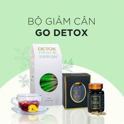 Detox giảm cân Golem giá sỉ