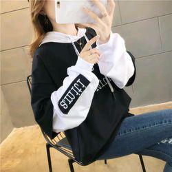 áo khoác nỉ hoodies thêu tay phối màu độc giá sỉ