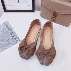 Giày búp bê nơ lụa xinh giá sỉ