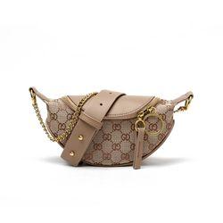 Túi bao tử họa tiết GD đeo được nhiều kiểu giá sỉ