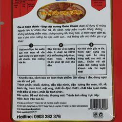 Gia Vị Ướp Thịt Nướng giá sỉ, giá bán buôn