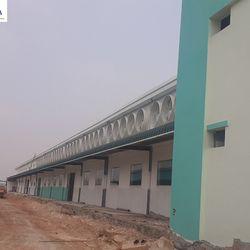 Bảo trì bảo dưỡng sửa chữa hệ thống thông gió làm mát nhà xưởng Bắc Ninh