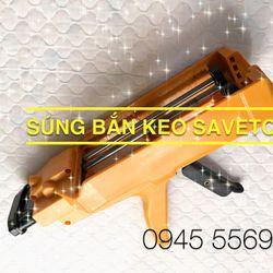 Súng bắn keo Saveto- 2 thành phần giá sỉ
