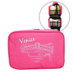 Túi đựng vật dụng cá nhân mỹ phẩm có móc treo undes hồng giá sỉ giá bán buôn giá sỉ