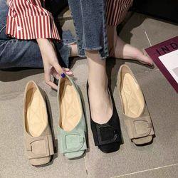 Giày búp bê khoá siêu đẹp