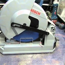Máy cắt sắt bàn lưỡi hợp kim GCD 12 JL ĐỒNG GIÁ 10480K