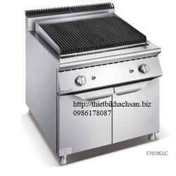 Bếp nướng than đá nhân tạo F7070GLC Furnotel giá sỉ