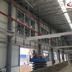 Thi công hệ thống thông gió làm mát nhà xưởng hiệu quả Quảng Nam