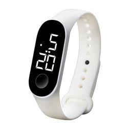 Thời trang Phụ nữ Đàn ông Đồng hồ Thể thao Không thấm nước LED Sáng Cảm biến Điện tử Đồng hồ đeo tay Vòng đeo tay Đồng hồ đeo tay Quà tặng Lễ Tạ ơn giá sỉ